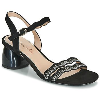 Pantofi Femei Sandale  Metamorf'Ose GABERNIK Negru
