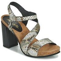 Pantofi Femei Sandale  Metamorf'Ose GAFA Piton