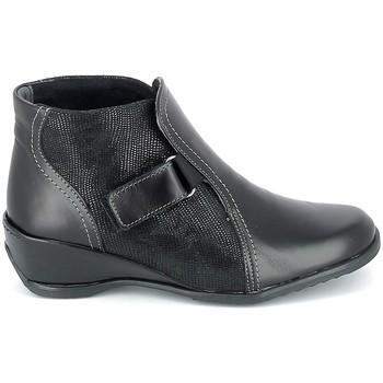 Pantofi Femei Ghete Boissy Boots Noir Negru