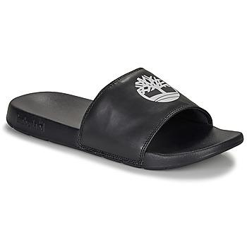 Pantofi Papuci de vară Timberland PLAYA SANDS SPORTS SLIDE Negru