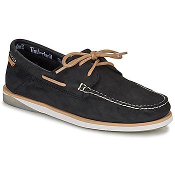 Pantofi Bărbați Pantofi barcă Timberland ATLANTIS BREAK BOAT SHOE Negru