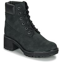 Pantofi Femei Botine Timberland KINSLEY 6 IN WP BOOT Negru