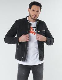 Îmbracaminte Bărbați Jachete Diesel J-GLORY Negru