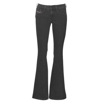 Îmbracaminte Femei Jeans bootcut Diesel EBBEY Albastru / Culoare închisă / 0870g