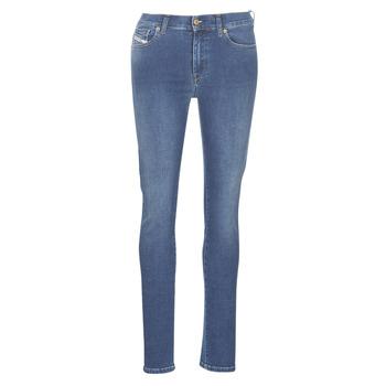 Îmbracaminte Femei Jeans slim Diesel D-ROISIN Albastru / 085ab