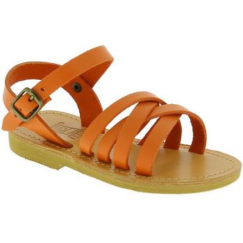 Pantofi Fete Sandale  Attica Sandals HEBE CALF ORANGE arancio