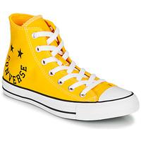 Pantofi Pantofi sport stil gheata Converse CHUCK TAYLOR ALL STAR - HI Yellow