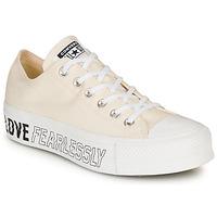Pantofi Femei Pantofi sport Casual Converse CHUCK TAYLOR ALL STAR LIFT - OX Bej