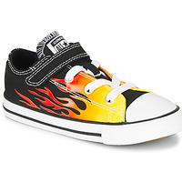 Pantofi Fete Pantofi sport Casual Converse CHUCK TAYLOR ALL STAR 1V - OX Black / Yellow
