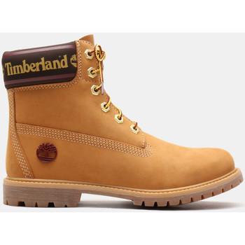 Pantofi Femei Botine Timberland 6in prem w/sock colar Maro