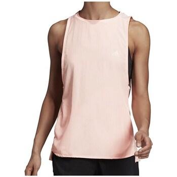 Îmbracaminte Femei Maiouri și Tricouri fără mânecă adidas Originals 257 Tank W Roz