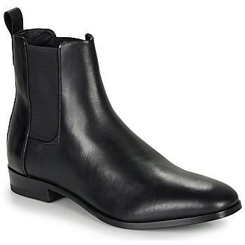 Pantofi Bărbați Ghete HUGO CULT CHEB ITPL Negru