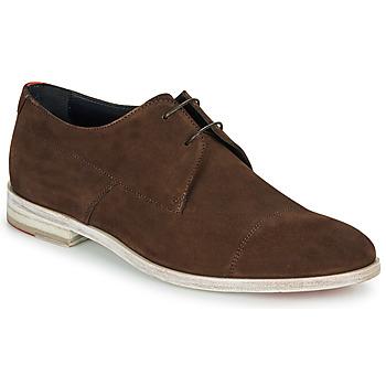 Pantofi Bărbați Pantofi Derby HUGO MIDTOWN DERB SD Maro