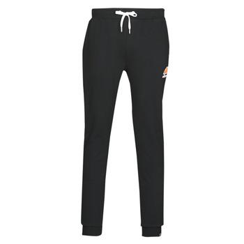 Îmbracaminte Bărbați Pantaloni de trening Ellesse OVEST Negru