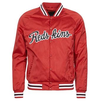 Îmbracaminte Bărbați Jachete Redskins LAYBACK SWISH Roșu