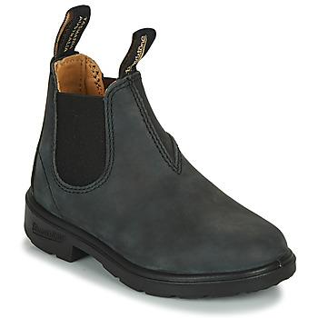 Pantofi Copii Ghete Blundstone KIDS CHELSEA BOOT 1326 Gri