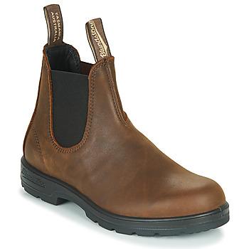 Pantofi Ghete Blundstone CLASSIC CHELSEA BOOTS 1609 Maro