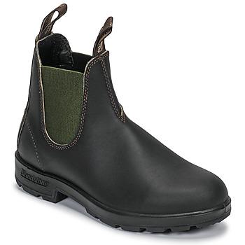 Pantofi Ghete Blundstone ORIGINAL CHELSEA BOOTS 520 Maro / Kaki