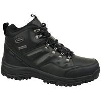 Pantofi Bărbați Drumetie și trekking Skechers Relment Negre