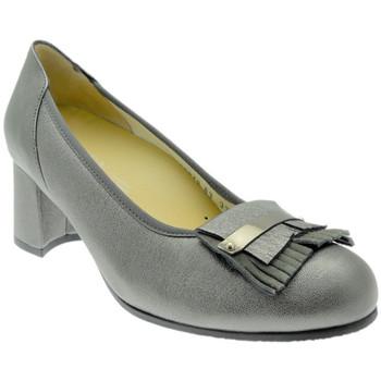 Pantofi Femei Pantofi cu toc Calzaturificio Loren LO60878gr grigio