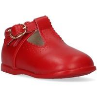 Pantofi Fete Pantofi Oxford  Bubble 44078 roșu