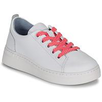 Pantofi Fete Pantofi sport Casual Camper RUNNER G J Alb