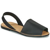 Pantofi Femei Sandale  So Size LOJA Negru