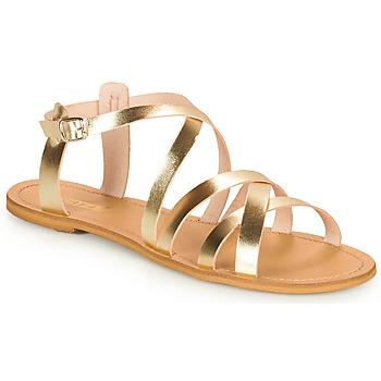 Pantofi Femei Sandale  So Size IDITRON Auriu