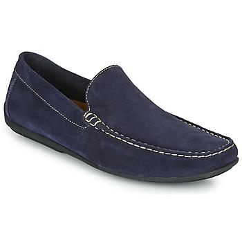 Pantofi Bărbați Mocasini So Size MIJI Bleumarin