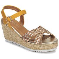 Pantofi Femei Sandale  Moony Mood MELISSA Ocru