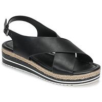 Pantofi Femei Sandale  Moony Mood MELANIE Negru