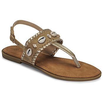 Pantofi Femei Sandale  Moony Mood MARISE Bej