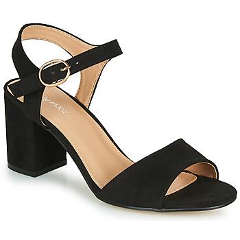 Pantofi Femei Sandale  Moony Mood MEGANE Negru