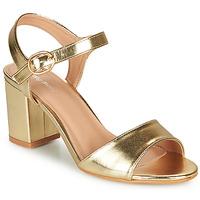 Pantofi Femei Sandale  Moony Mood MEGANE Auriu