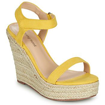 Pantofi Femei Sandale  Moony Mood MARTA Galben