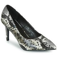 Pantofi Femei Pantofi cu toc Moony Mood MADRINA Piton