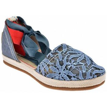 Pantofi Femei Espadrile O-joo  albastru