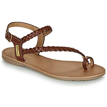 Pantofi Femei Sandale  Les Tropéziennes par M Belarbi HIDEA Tan