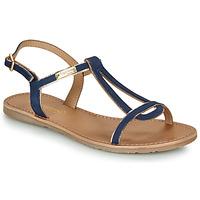Pantofi Femei Sandale și Sandale cu talpă  joasă Les Tropéziennes par M Belarbi HABUC Bleumarin
