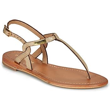 Pantofi Femei Sandale  Les Tropéziennes par M Belarbi BILLY Auriu / Iris