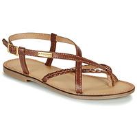 Pantofi Femei Sandale și Sandale cu talpă  joasă Les Tropéziennes par M Belarbi CHOU Tan