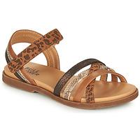 Pantofi Fete Sandale  Bullboxer ELYSA Maro