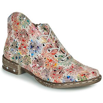 Pantofi Femei Ghete Rieker LOKTOS Multicolor