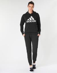 Îmbracaminte Femei Pantaloni de trening adidas Performance E LIN PANT Negru