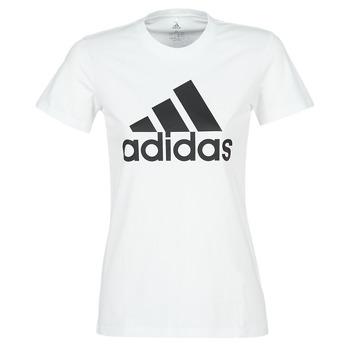 Îmbracaminte Femei Tricouri mânecă scurtă adidas Performance BOS CO TEE Alb