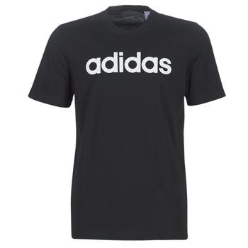 Îmbracaminte Bărbați Tricouri mânecă scurtă adidas Performance E LIN TEE Negru