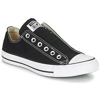 Pantofi Femei Pantofi Slip on Converse CHUCK TAYLOR ALL STAR SLIP CORE BASICS Negru