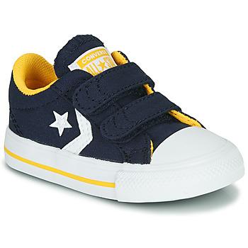 Pantofi Băieți Pantofi sport Casual Converse Star Player 2V Varsity Canvas Albastru