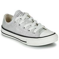 Pantofi Copii Pantofi sport Casual Converse CHUCK TAYLOR ALL STAR SUMMER SPARKLE Gri