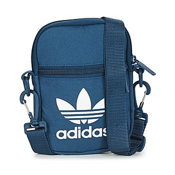 Genti Poșete și Sacoșe adidas Originals FEST BAG TREF Albastru / Bleumarin / Night